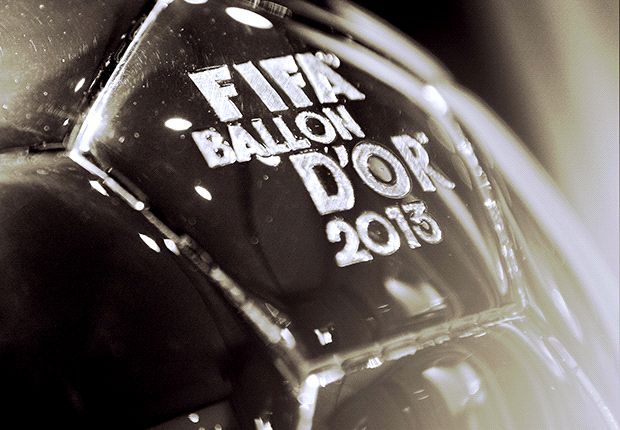 Follow the Ballon d'Or on Goal