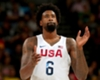 DeAndre Jordan Basketbal USA Rio 2016