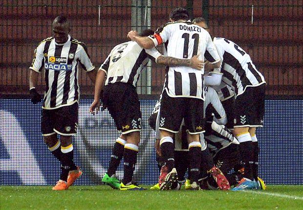 'Inter win dedicated to Di Natale'
