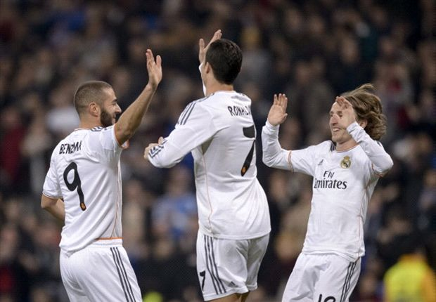 Real Madrid 2-0 Osasuna: Benzema, Jese seal comfortable first-leg win