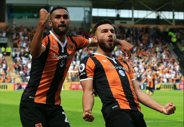 Hull City become first promoted side to beat Premier League winners
