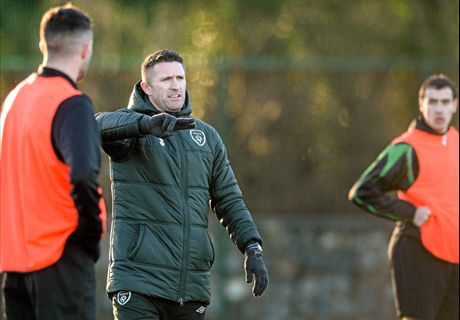 Keane completes coaching course