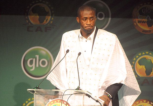 How coaches decided Yaya Toure as African Player of the Year