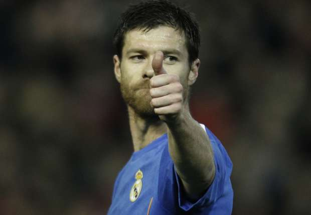 Alonso's father: Xabi proud to equal 'legend' Redondo