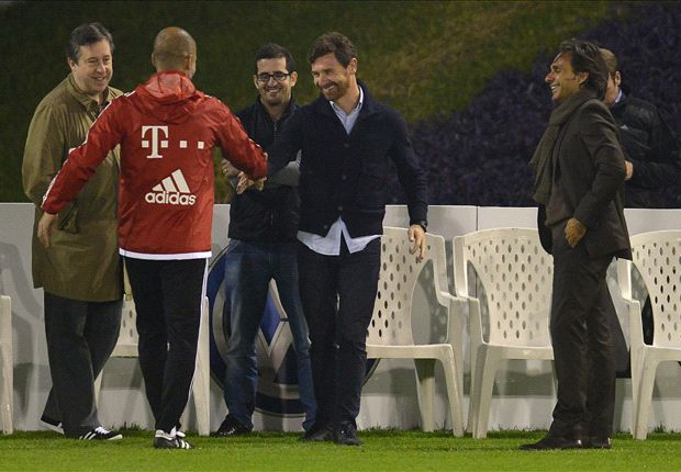 Villas-Boas: Guardiola is the best coach of the modern era