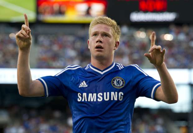 Wolfsburg confident of signing De Bruyne from Chelsea