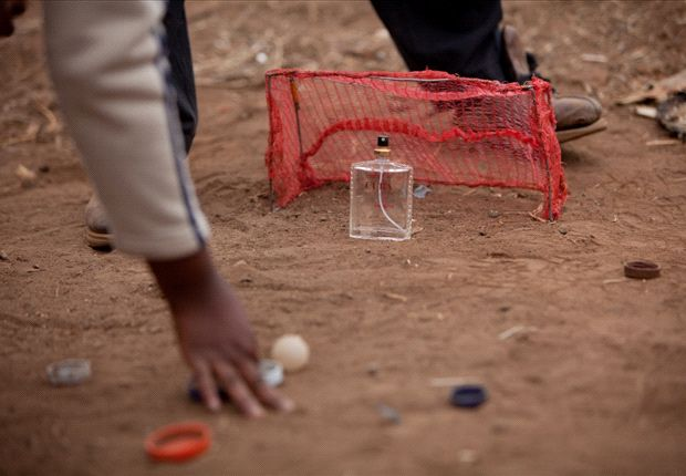 Countersball contest in Africa