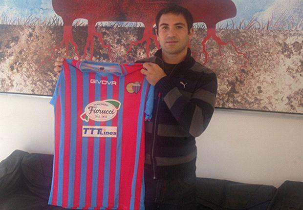 Catania tambah lagi pemain argentina