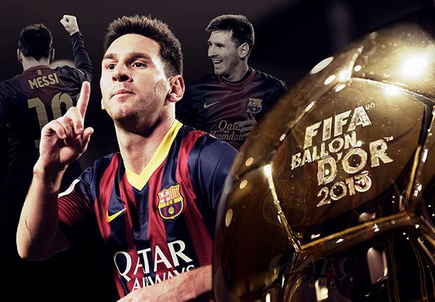 Lionel Messi deserves to win the Ballon d'Or