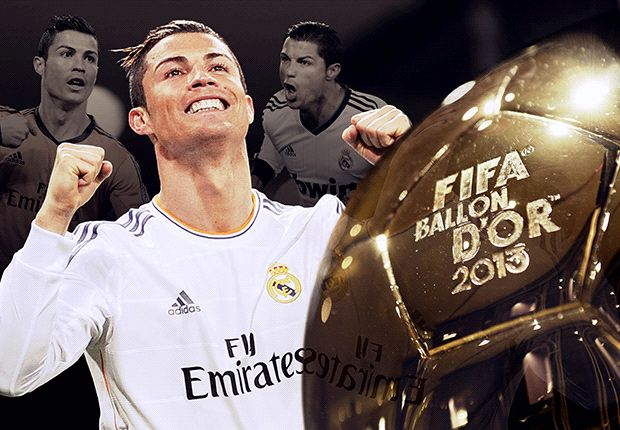 Ronaldo beats Messi & Ribery to Fifa Ballon d'Or