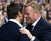 Koeman satisfied with Everton intensity after Tottenham draw