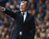 Koeman satisfied with Everton intensity