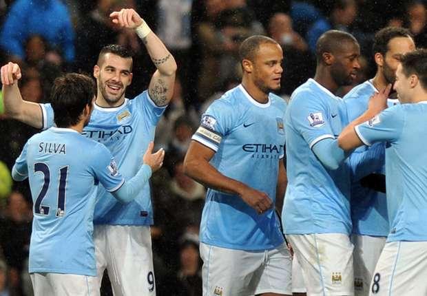 Will siegen und über Platz eins jublen: Manchester City