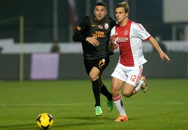 Ajax-coach tevreden over debutant Kishna