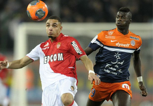 Montpellier 1-1 Monaco: Niang rebound denies Ranieri's men in Ligue 1 return