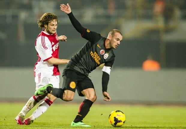 Sneijder voelt wel wat voor een terugkeer naar Ajax
