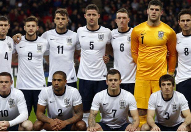 Honduras e Inglaterra jugarán un amistoso el próximo 7 de junio
