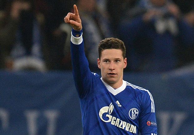 Schalke chief Heldt acknowledges possible Draxler exit