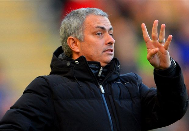 Chelsea are 'little horses' in title race - Mourinho