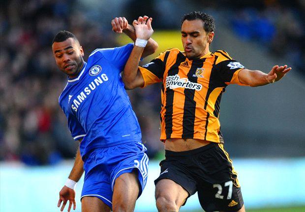 Pukul Hull City, Chelsea Menuju Puncak