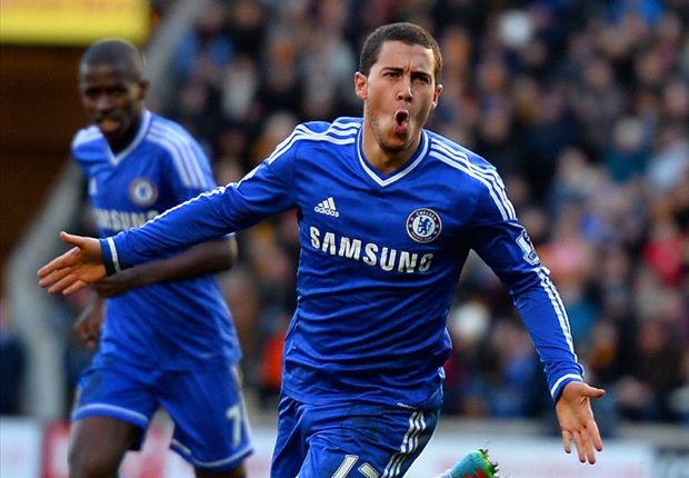 Hazard rules out Chelsea exit