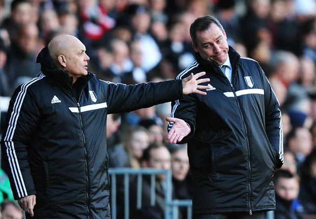 Fulham 'panic' a far cry from heroics under Hodgson
