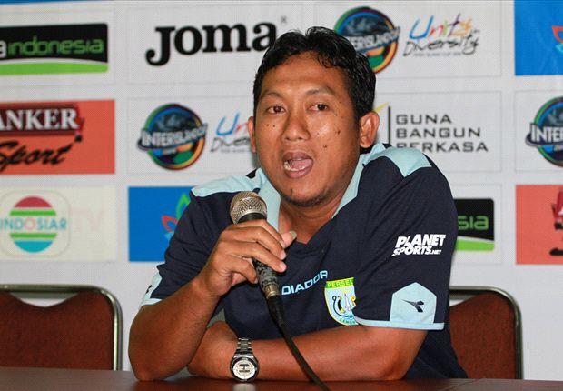 Didik Ludiyanto mengungkapkan, Persela Lamongan bertekad mengalahkan Persebaya Surabaya