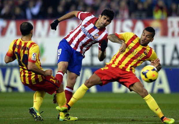 Las curiosidades del Atlético de Madrid - Barcelona