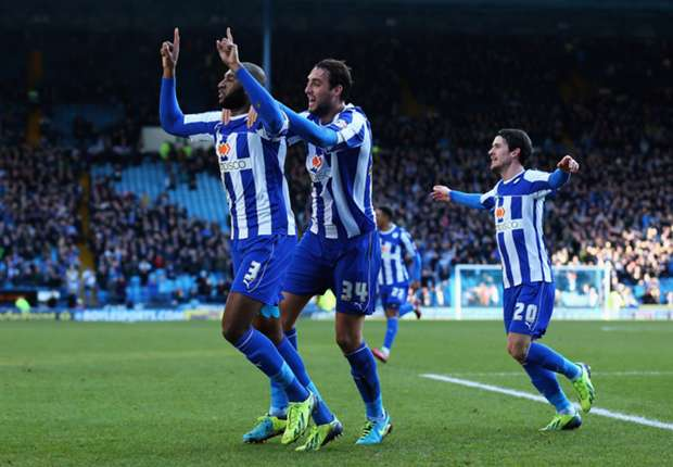 Championship Round-up: Wednesday thump Leeds, Burnley and QPR keep up chase