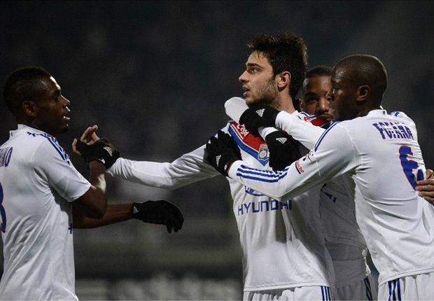 REVIEW Ligue 1 Prancis: Olympique Lyon Bangkit, Bordeaux Terdampar