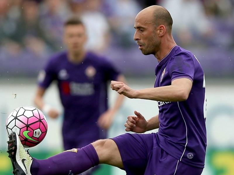 Borja Valero allontana l'ipotesi Roma: Voglio chiudere la carriera con la Fiorentina