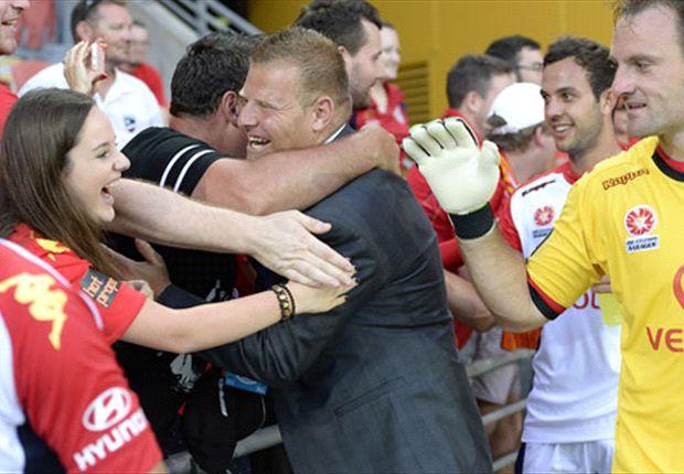 Adelaide players starting to adapt, says Gombau