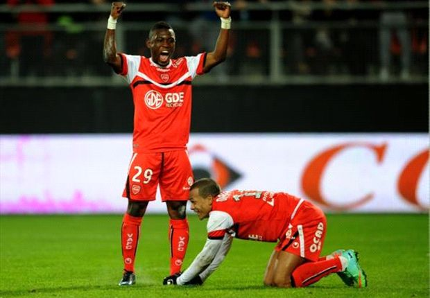 Waris brought what we lacked – Valenciennes striker Dossevi