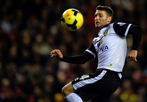 Hoolahan transfer request rejected by Norwich