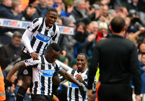 Tiote: Newcastle can aim higher