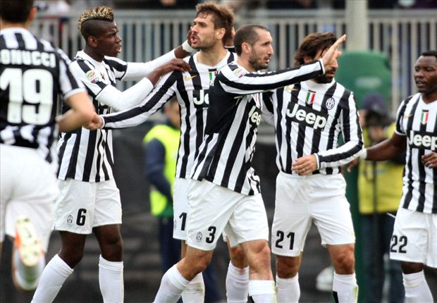 Cagliari 1-4 Juventus: Llorente at the double