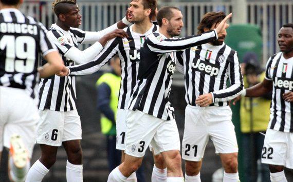 Fernando Llorente Cagliari Juventus Serie A