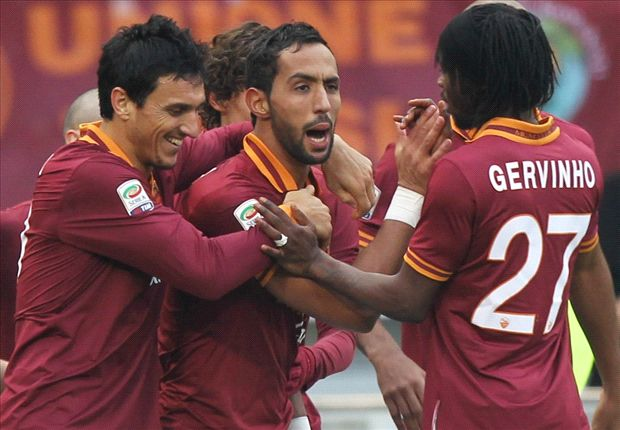 Roma 4-0 Genoa: Visitors no match for rampant Giallorossi