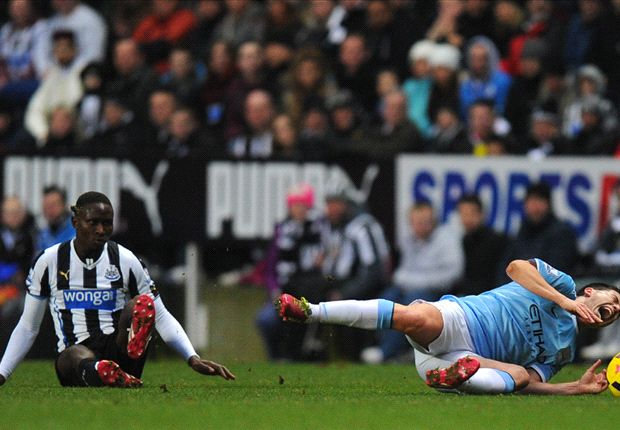 Injured Nasri confirms he will be out for eight weeks