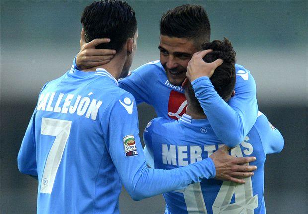 Napoli-Atalanta Betting Preview: Easy win in store for Benitez's men