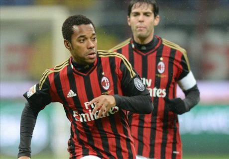 Robinho agent confirms Orlando talks