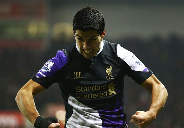 Suarez: Liverpool can finish in the top four