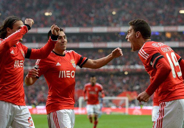Benfica 2-0 Porto: Este clásico va por Eusebio
