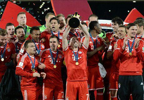 Pep Antar Bayern Raih Gelar Kelima