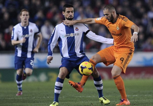 Espanyol 0-1 Real Madrid: Pepe draws Los Blancos to within three points of Barcelona & Atletico