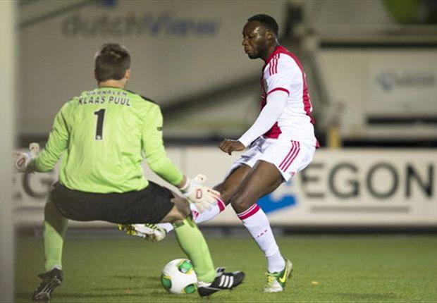 Revolution add former Ajax striker Castillion