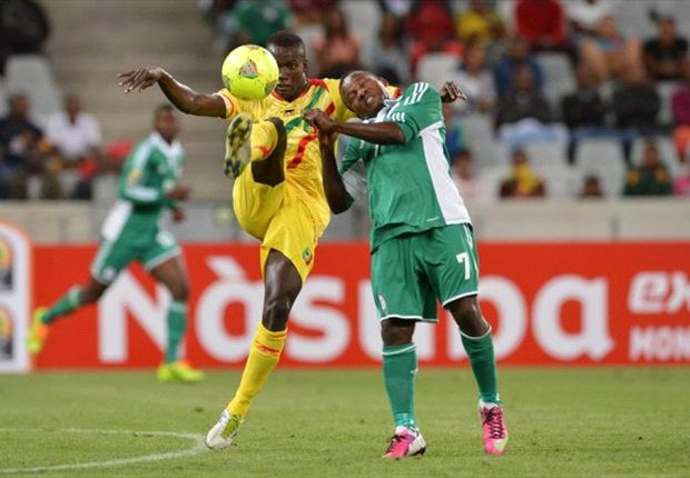 Nigeria lost to Mali in their opening game