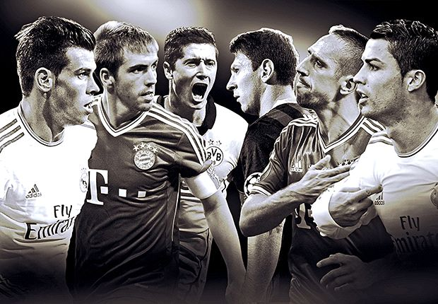 Vote none of the above! Messi, Ronaldo & Ribery is the wrong Ballon d'Or shortlist