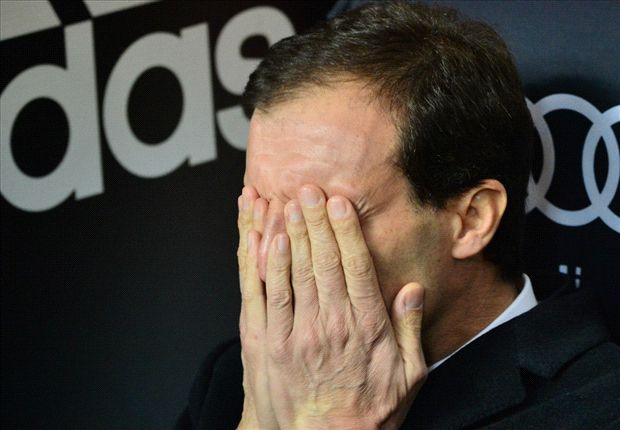 Massimiliano Allegri ist nicht länger Trainer des AC Milan