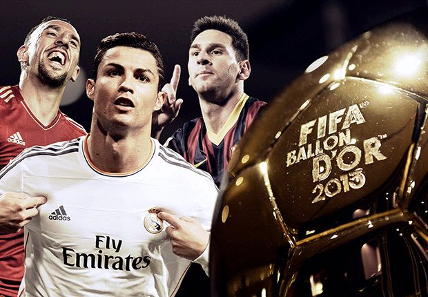 Ballon d'Or 2013 - Goal's coverage